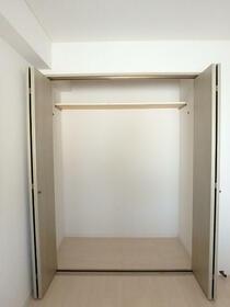 ディアコート壱番館 203号室の収納