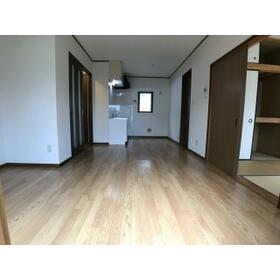 松風館 Ⅱ 202号室のリビング