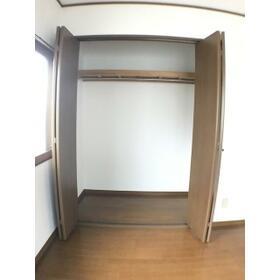 松風館 Ⅱ 202号室の収納