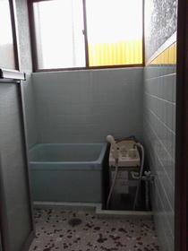 宮の前コーポラス 2号室の風呂