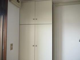 山崎ビル 3C号室の収納