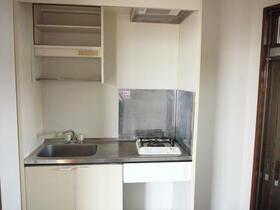 山崎ビル 3C号室のキッチン