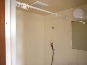 山崎ビル 3C号室の風呂