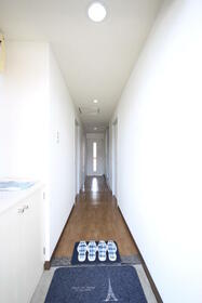 YAMASUマンション砂原 202号室の玄関