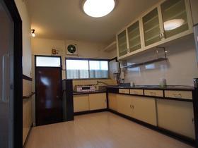 レトロアパート寿荘 10号室のキッチン