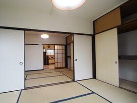 レトロアパート寿荘 10号室の収納