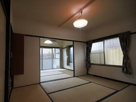 レトロアパート寿荘 10号室のリビング