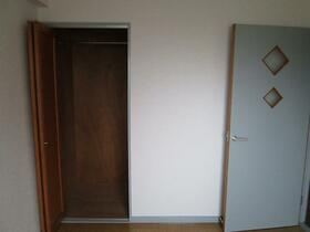 ベルハウス井野2 205号室の収納