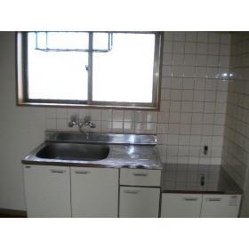 コーポ木村 202号室のキッチン