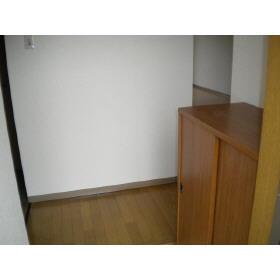 コーポ木村 202号室の玄関