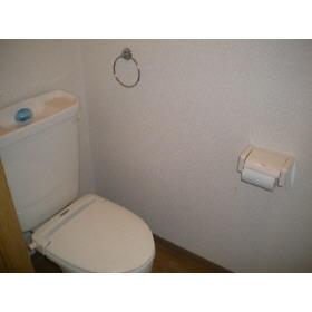 コーポ木村 202号室のトイレ
