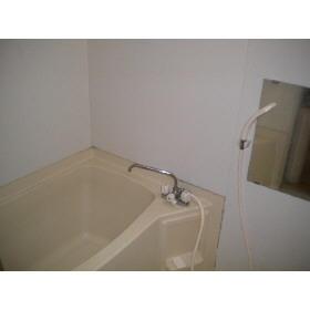 コーポ木村 202号室の風呂