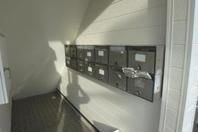 フルート元町 202号室のセキュリティ