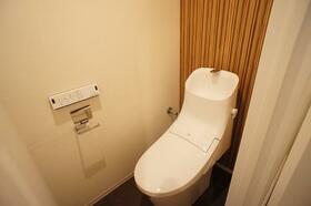 高崎セントラルハイツ 618号室のトイレ