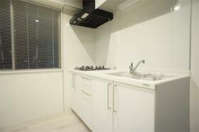 高崎セントラルハイツ 618号室のキッチン