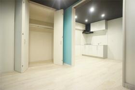 高崎セントラルハイツ 618号室の収納