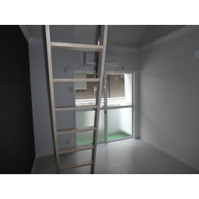 レオパレス北与野第1 205号室のバルコニー