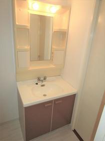 ホーユウパレス戸塚 408号室の洗面所