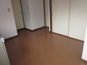 デュークハイツクロガネ 201号室のリビング