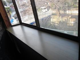 デュークハイツクロガネ 201号室の景色