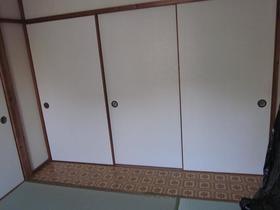 デュークハイツクロガネ 201号室の収納