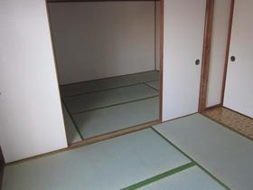 デュークハイツクロガネ 201号室の居室