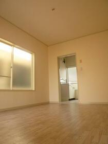 コーポ中川B 201号室のリビング