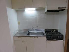 横浜森町分譲共同ビル 1106号室のキッチン