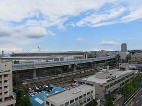 横浜森町分譲共同ビル 1106号室の景色