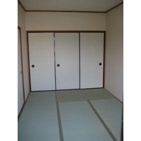弓削田コーポ 202号室の居室