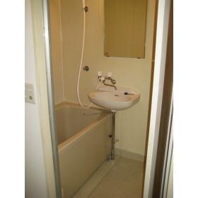 弓削田コーポ 202号室の風呂