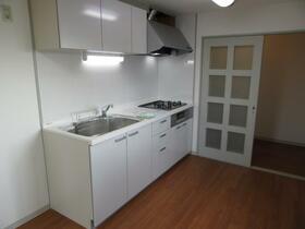 日神パレステージ東長崎 701号室のキッチン