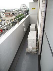 日神パレステージ東長崎 701号室のバルコニー