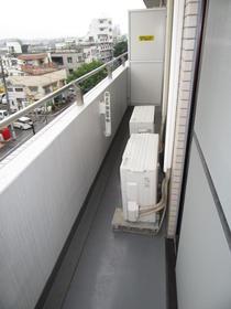 日神パレステージ東長崎 701号室の景色