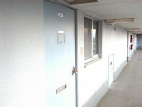 シルバープラザビル 504号室の玄関