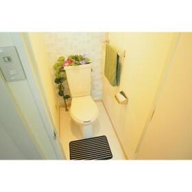 オルヒデアⅡ 203号室のトイレ