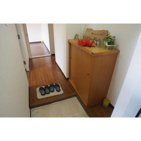 オルヒデアⅡ 203号室の玄関