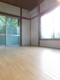 鈴木荘 102 102号室のリビング