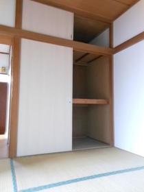 鈴木荘 102 102号室の収納