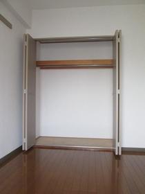 アスティーロイヤル 403号室の収納