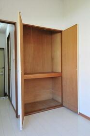 サンヒルズ赤塚 0105号室の収納