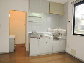 サンビレッジ杉崎 C 203号室のキッチン