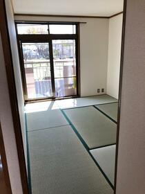 シティハイム アーバンハウスA 202号室の居室