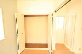 アビタシオンM堀ノ内 C棟 202号室の収納