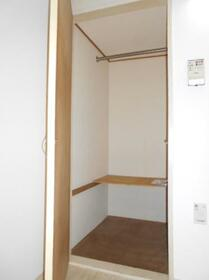 マ・メゾン津田沼 0103号室の収納