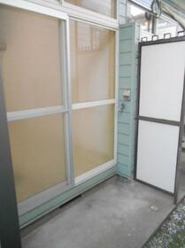 マ・メゾン津田沼 0103号室のバルコニー