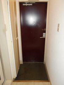 マ・メゾン津田沼 0103号室の玄関