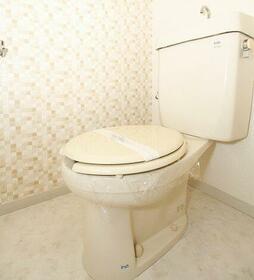 波奈コーポ 202号室のトイレ