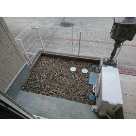 ウィステリア ハイツ 102号室の庭