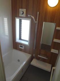シェアハウス埼大前 203号室の風呂